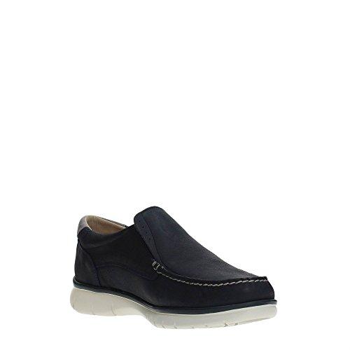 CALLAGHAN Chaussure homme macassino 88201 BLEU blue
