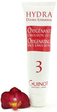 Guinot Hydra Double Ionisation Oxygenating Face Emulsion 3 150ml -Salon