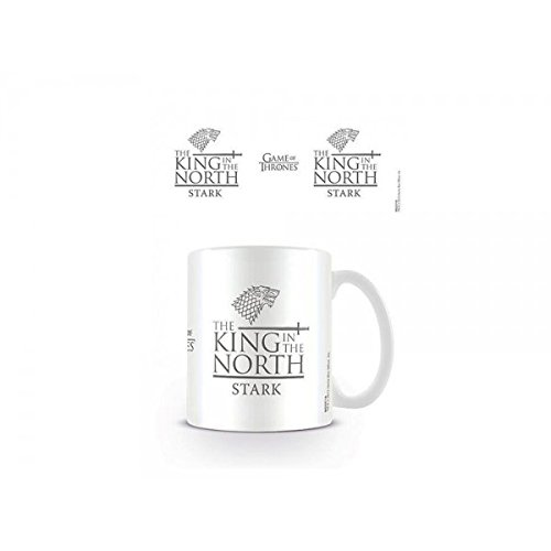 Game of Thrones-King nel nord-Tazza in ceramica, multicolore