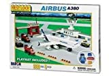 Airbus A380 330 Piece Construction Toy: Airbus
