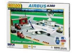 Preisvergleich Produktbild AIRBUS A380 330 PIECE CONSTRUC