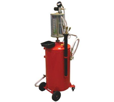 Varo aspirateur à 70 litres, huile