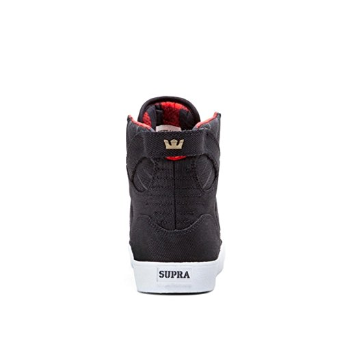 Supra Skytop, Baskets mode mixte adulte Multicolore - Black/Yellow/White
