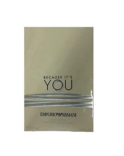 Armani Collezioni-Eau de Parfum Because itâ 's YOU EMPORIO ARMANI 100ml Giorgio Armani -