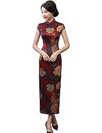 c9a7f1418 Amazon.es: Qipao - Vestidos / Mujer: Ropa