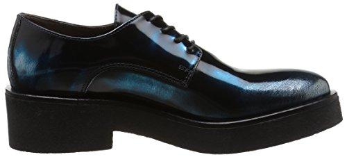 Now 2372 Damen Stiefel & Stiefeletten Blau - Bleu (Metal Blu)