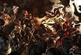 Fighting Spiderman Elektra Iron Fist Dare foule Marvel Comics Luke Cage WA Mouse Pad, Mousepad (25,9x 21,1x 0,3cm)