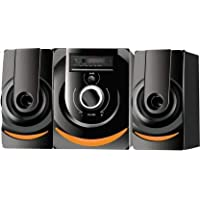 I KALL IK-201 BT 2.1 Home Theater System Multimedia Speaker with FM Stereo, Bluetooth, USB & AUX Function