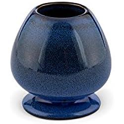 Matcha Besen Halter nachtblau - von MAOCI