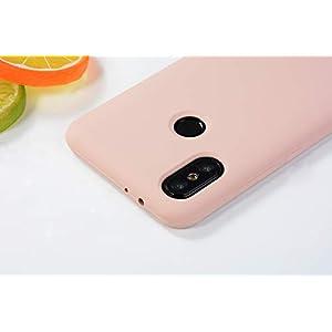 Pacyer® Funda Xiaomi Mi Mix 2S Ultra Suave TPU Gel de Silicona Case Protectora Suave Flexible teléfono Absorción de Impacto Elegante Carcasa para Xiaomi Mi Mix 2S (Blanco)