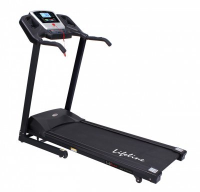 LIFELINE MOTORIZED TREADMILL VENICE 4.2 B  available at amazon for Rs.56100