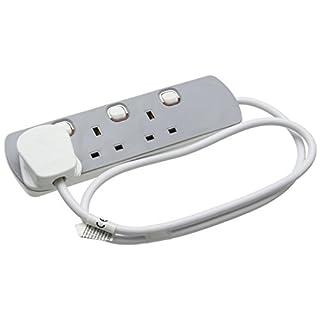 pro-elec PL13079 1 m 3 Gang Switch