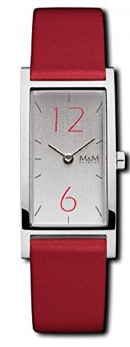 M & M–m11918–743–Mujer Reloj Best basic Banana