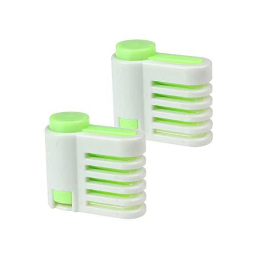 TAOtTAO Brot-Trennzeichen-Backwerkzeug-Brotscheibe (Grün)