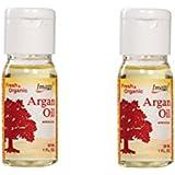 Imago 100% Pure Natural Organic Moroccan Argan Oil Cold Pressed Certified Virgin Oil Anti Ageing Anti Oxidant Moisturizer 60 Ml