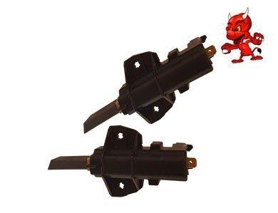Preisvergleich Produktbild Kohlebürsten Motorkohlen für Bosch WOH1010, WOH2100, WOH2110, WOH3010, WOH3110 mit CESET Motor