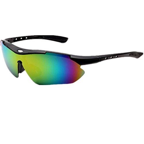 O-C Herren Sonnenbrille, Mehrfarbig