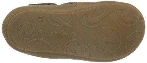 Naturino Naturino 4153, Bottes courtes avec doublure chaude mixte enfant Marron - Braun (Braun_9102)