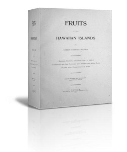 Fruits of the Hawaiian Islands (English Edition)