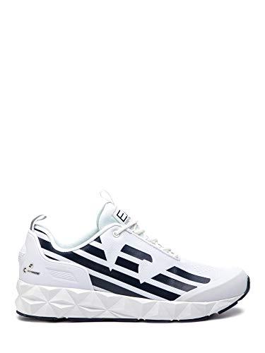 Ea7 emporio armani X8X033 XCC52 Zapatos Hombre Blanco 43-1