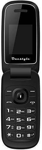 Onestyle Shell Dual SIM Klapphandy einfach und günstig, schwarz