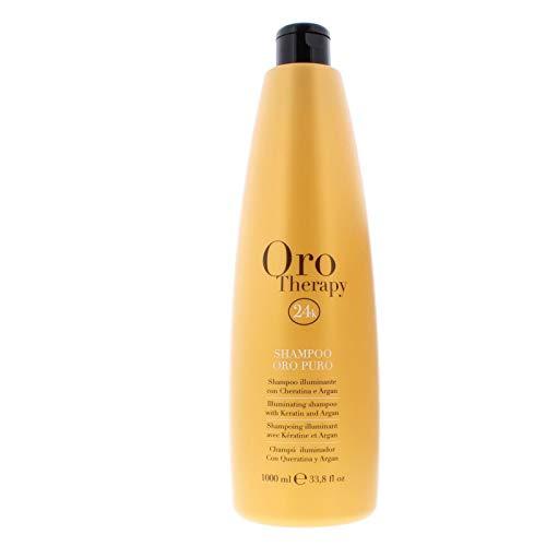 Fanola Oro Therapy - Shampoo Illuminante Oro Puro, 1000 m