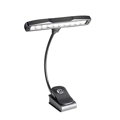 ah Stands SLED 10 - mobile LED Notenpultleuchte/Leselampe