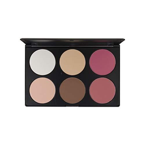 Blush Professional 6 Colour Contour / Blush Palette