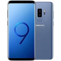Samsung Galaxy S9 Plus Smartphone da 64 GB, Blu, [Italia]