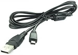 Tech Usb Kabel Datenkabel U8 Ersetzt Casio Emc 6 Für Exilim Ex Z1 Z2 Z9