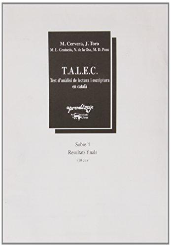 Material Talec 4 por Josep Toro