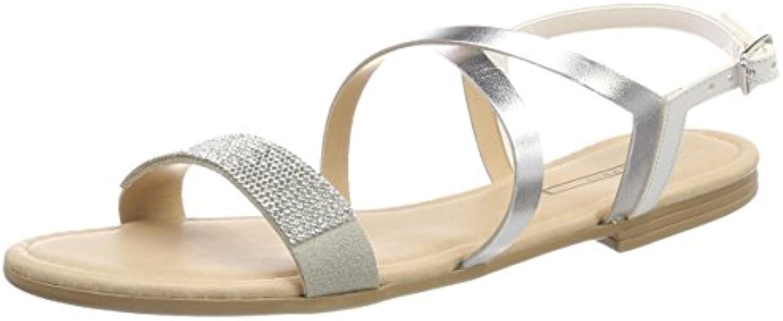 ESPRIT Tosha, Sandali con Cinturino alla Caviglia Donna | Design lussureggiante  | Uomo/Donna Scarpa