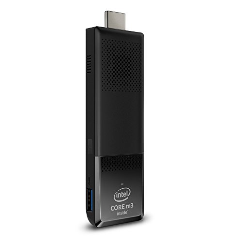 Intel Blkstk2 m364cc Compute Stick (Noir) – (Intel Core M3–6Y30, 4 Go de RAM,, 64 Go Emmc, carte graphique Intel HD 515)