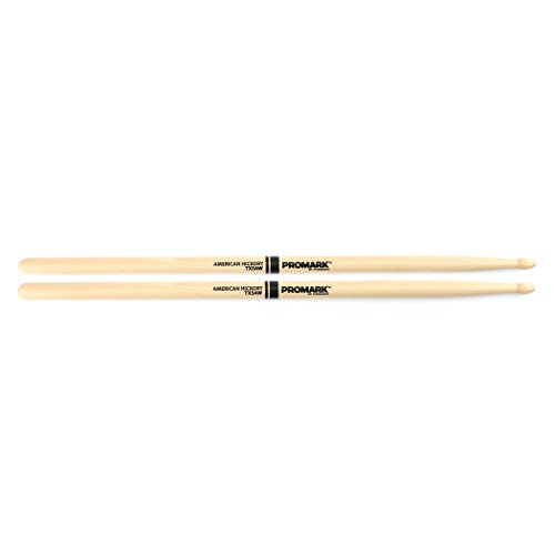 pro-mark-american-hickory-tx5aw-5a-wood-tip-drumsticks