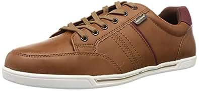 Red Tape Men's RTE0953A Tan Sneakers-10 UK/India (44 EU) (RTE0953A-10)