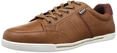 Red Tape Men's RTE0953A Tan Sneakers-6 UK/India (40 EU) (RTE0953A-6)