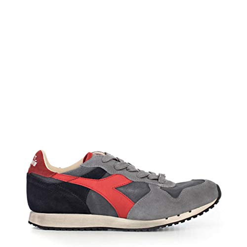 Sneaker Diadora ZAPATILLA DIADORA TRIDENT S SW GRIS/ROJO/MARINO 40
