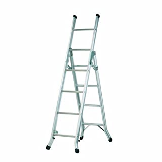 Abru 27016 3 Way Combination Ladder BS2037 Class 3 95KG Max Load