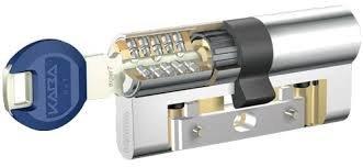 Cilindro de Alta Seguridad KABA Expert 30X30 5 LLaves