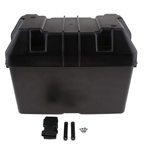 Shiwaki Auto RV Boot Marine Smart Batterie Box USB Auto Ladegerät Power Guard W/Strap Rv Marine Batterien