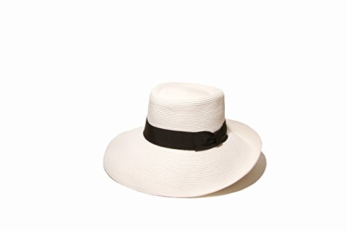 gottex-cappello-da-sole-donna-white-black-taglia-unica