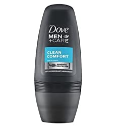 Dove Men +Care Anti-Perspirant Deodorant Roll On 48H