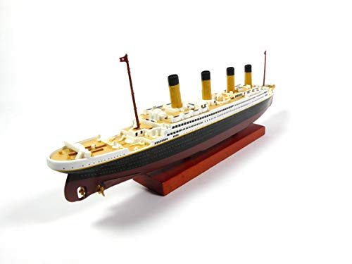 Atlas Transatlantico The Titanic Collezione Liner of The World 1: 1250 (RIF 001)