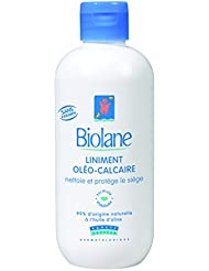 Biolane Liniment Oléo-Calcaire 300 ml - Lot de 2