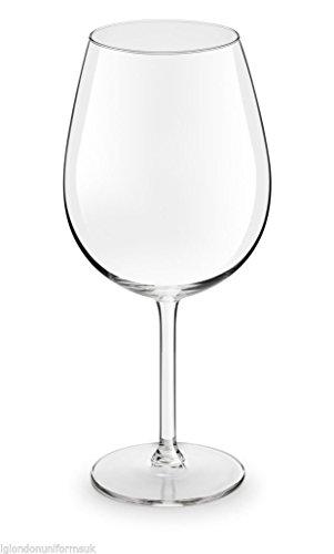 Set de 6 copas de vino premium, 73 cl