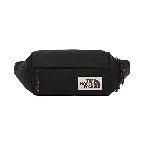 THE NORTH FACE Bauchtasche Lumbar Pack 3KY6 TNF Black Heather One Size