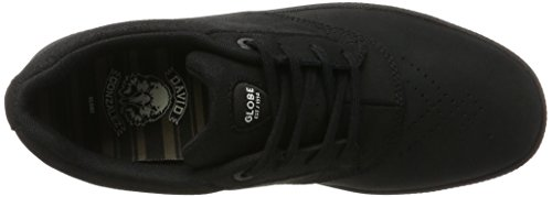 Globe Herren the Eagle Sg Low-Top Schwarz (black/black FT)