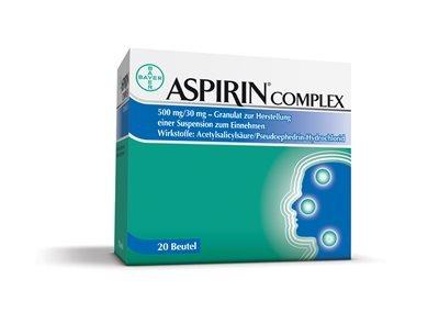 Aspirin Complex Granulat Beutel-20 Stück (20 ST)
