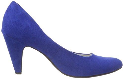 Marco Tozzi 22428 Damen Pumps Blau (Royal)