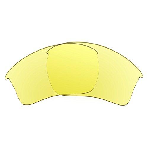 Revant Ersatzlinsen für Oakley Half Jacket 2.0 XL Tracer Gelb